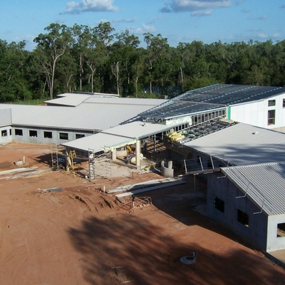 Weipa Integrated Health Services Facility