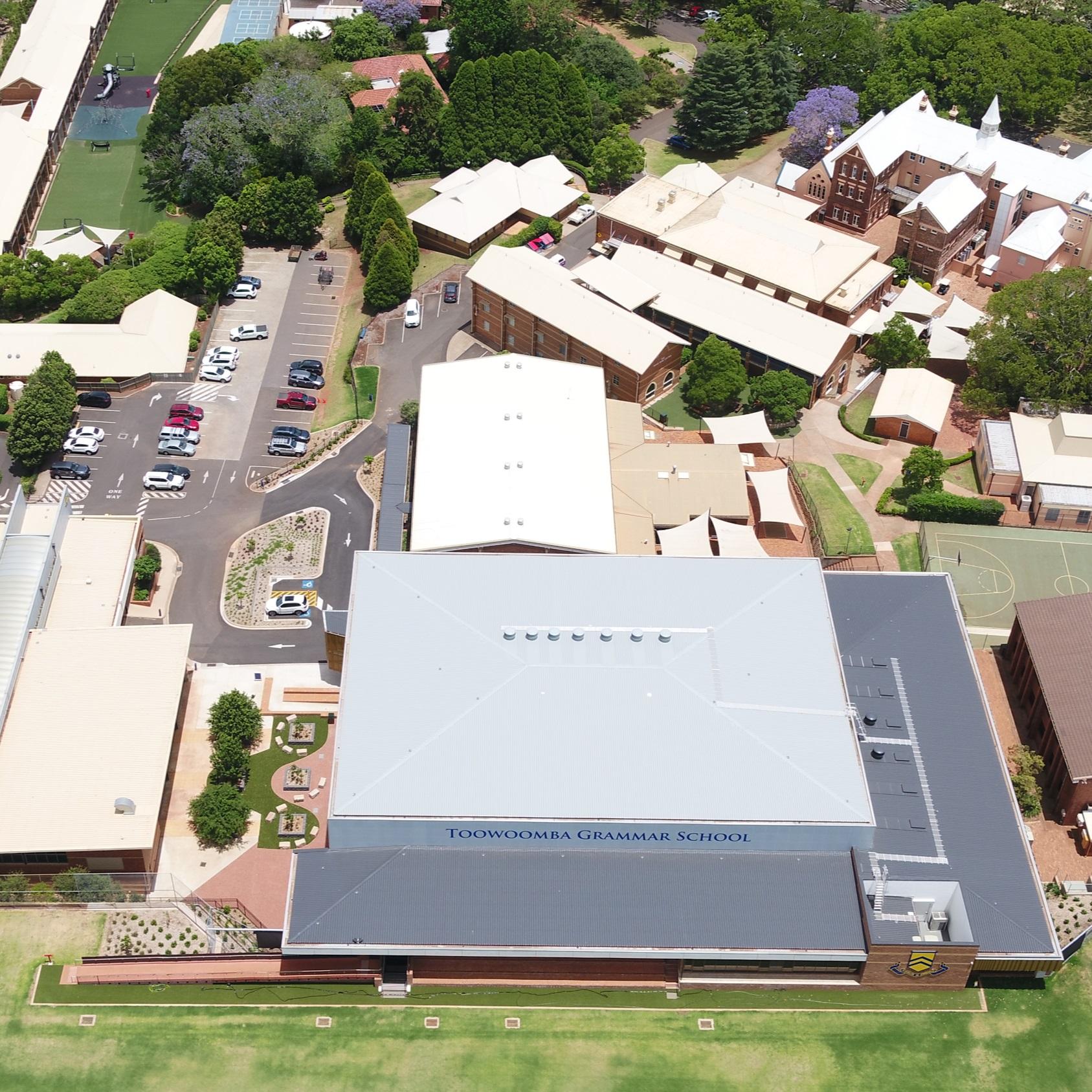Toowoomba Grammar School - Kelly Group