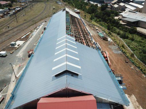 Toowoomba Railway Goods Shed