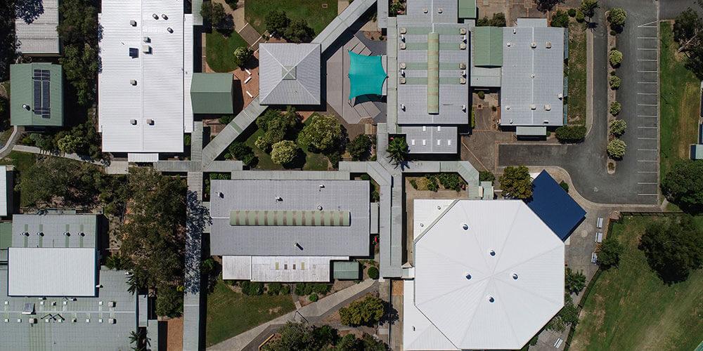 Helensvale State School Roof